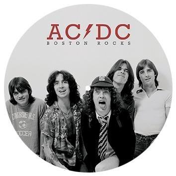 Ac/Dc Paradise Theatre Boston 1978 LP