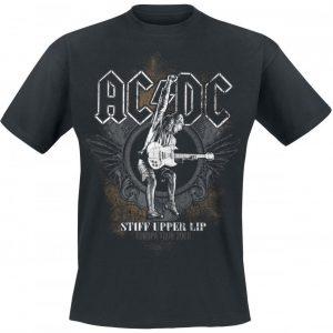 Ac/Dc Stiff Upper Lip Tour 2000 T-paita