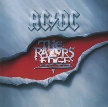 Ac/Dc The Razors Edge CD