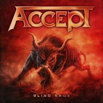 Accept Blind Rage CD