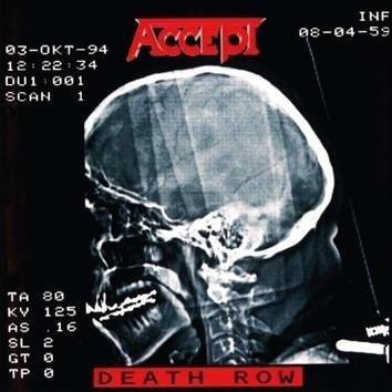 Accept Death Row CD
