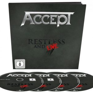 Accept Restless And Live Blu-Ray