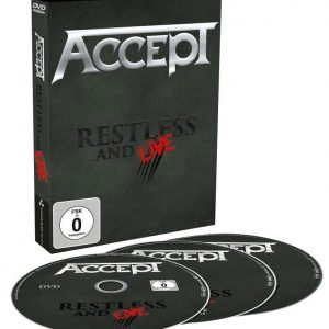 Accept Restless And Live DVD