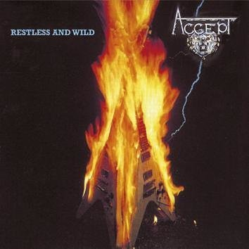Accept Restless And Wild CD