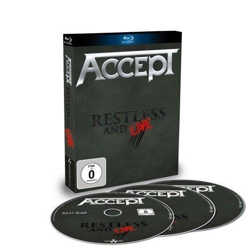Accept - Restless & Live (Blu-ray+2CD)