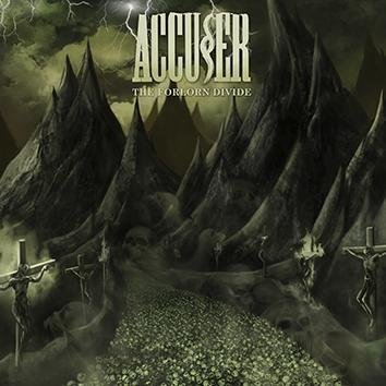 Accuser The Forlorn Divide CD
