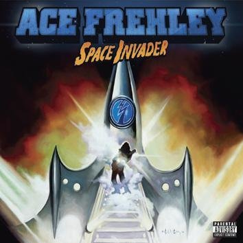 Ace Frehley Space Invader CD