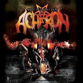 Acheron Kult Des Hasses CD
