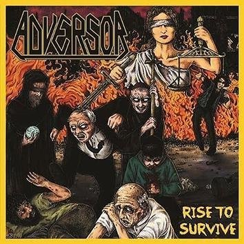 Adversor Rise To Survive CD