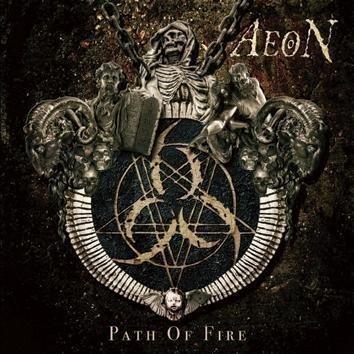 Aeon Path Of Fire CD
