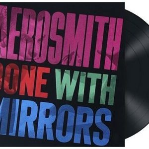Aerosmith Done With Mirrors LP
