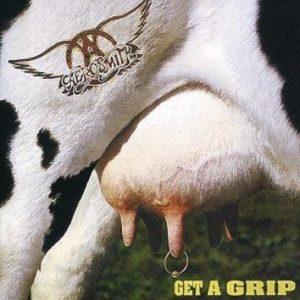 Aerosmith Get A Grip CD