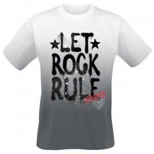 Aerosmith Let Rock Rule T-paita