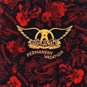 Aerosmith Permanent Vacation CD