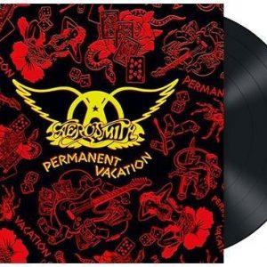 Aerosmith Permanent Vacation LP