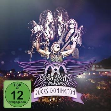 Aerosmith Rocks Donington 2014 DVD