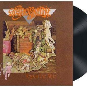 Aerosmith Toys In The Attic LP