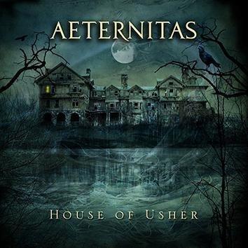 Aeternitas House Of Usher CD