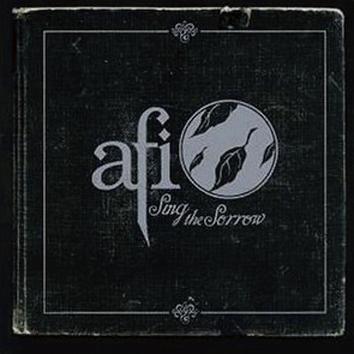 Afi Sing The Sorrow CD