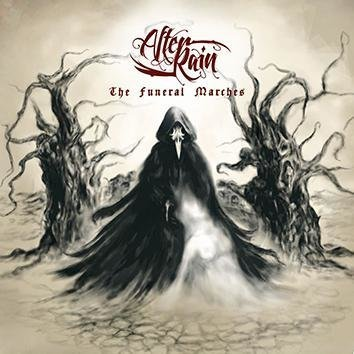 After Rain The Funeral Marches CD