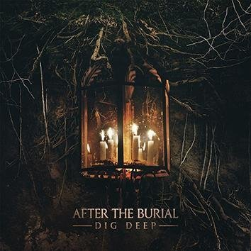 After The Burial Dig Deep CD