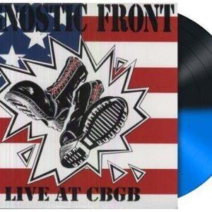 Agnostic Front Live At Cbgb's LP