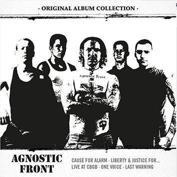 Agnostic Front Original Album Collection: Discovering Agnostic Front CD