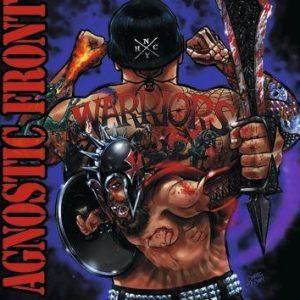 Agnostic Front Warriors CD