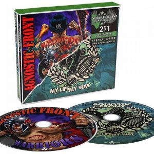 Agnostic Front Warriors / My Life My Way CD