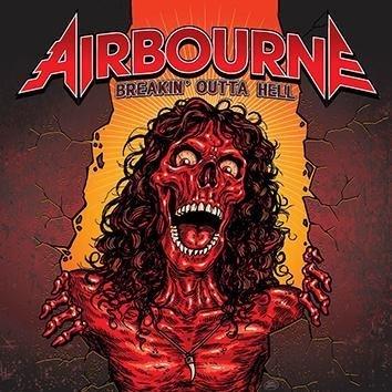 Airbourne Breakin' Outta Hell CD