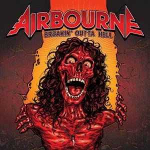 Airbourne - Breakin' Outta Hell - Limited Edition (Mint+Poster)