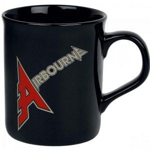 Airbourne Logo Muki Musta