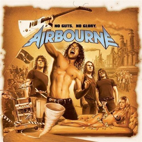 Airbourne - No Guts. No Glory
