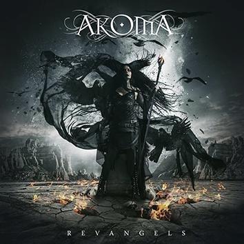 Akoma Revangels CD