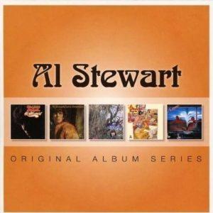 Al Stewart - Original Album Series (5CD)