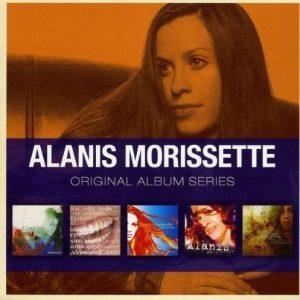 Alanis Morissette - Original Album Series (5CD)