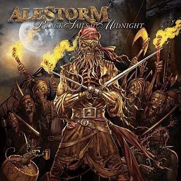 Alestorm Black Sails At Midnight CD