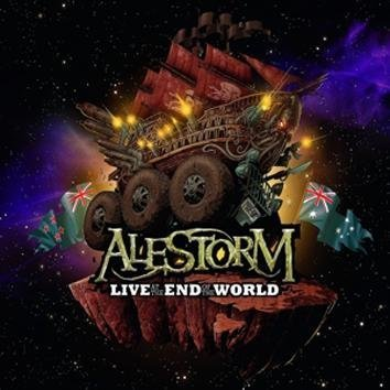 Alestorm Live At The End Of The World DVD
