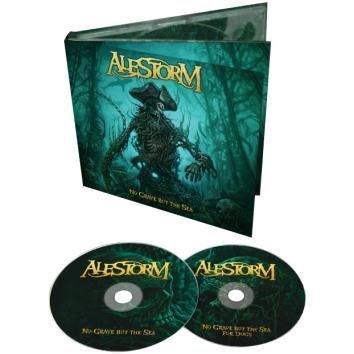 Alestorm No Grave But The Sea CD