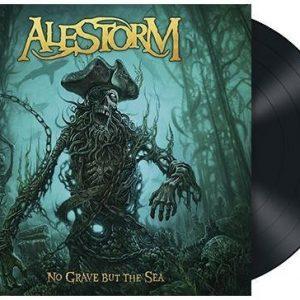 Alestorm No Grave But The Sea LP