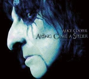 Alice Cooper Along Came A Spider CD