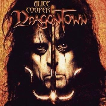 Alice Cooper Dragontown CD
