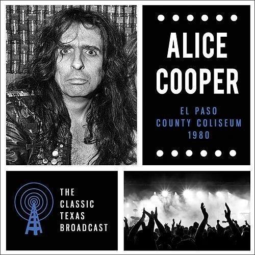 Alice Cooper - El Paso County Coliseum 1980 (Live)