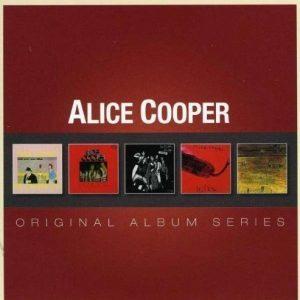 Alice Cooper - Original Album Series (5CD)