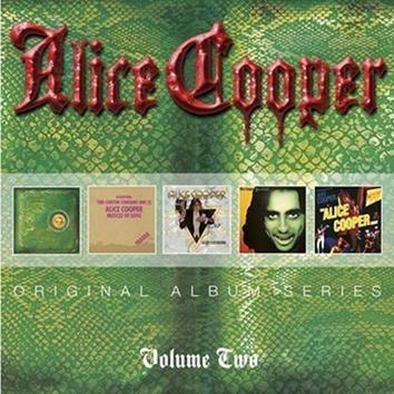 Alice Cooper Original Album Series Vol. 2 CD