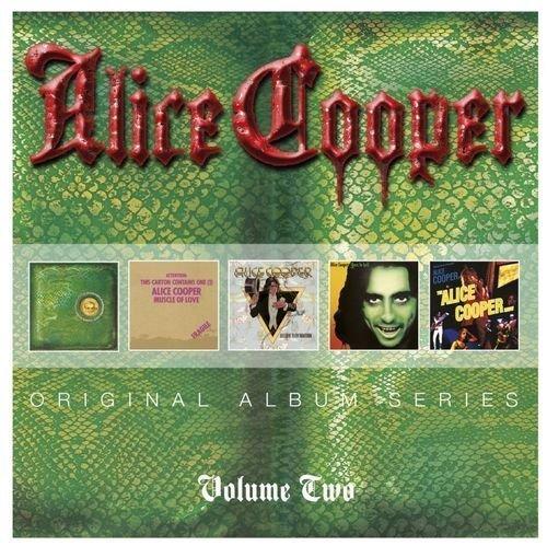 Alice Cooper - Original Album Version Vol. 2 (5CD)