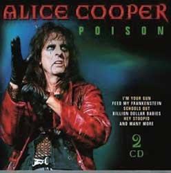 Alice Cooper Poison CD