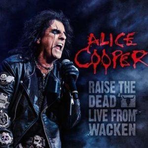 Alice Cooper - Raise The Dead - Live From Wacken (2CD+DVD)