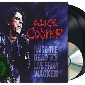 Alice Cooper Raise The Dead (Live From Wacken) LP