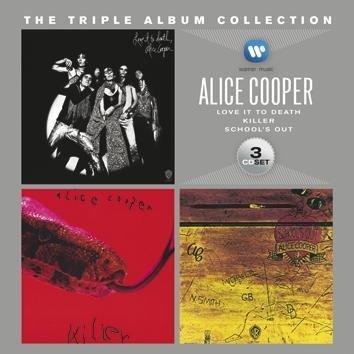 Alice Cooper The Triple Album Collection CD
